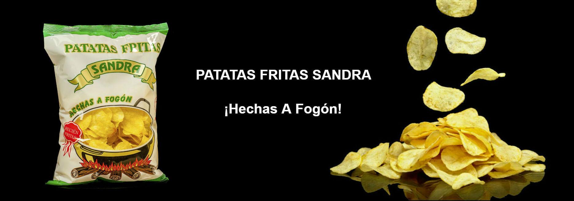 Patatas Fritas Sandra Artesanas